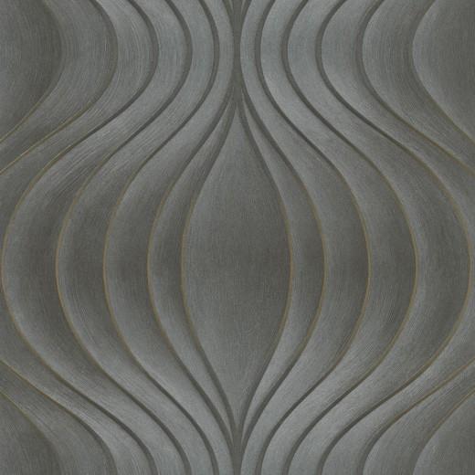 56323 Обои Marburg (Colani Evolution) (1*6) 10,05x0,70 винил на флизелине