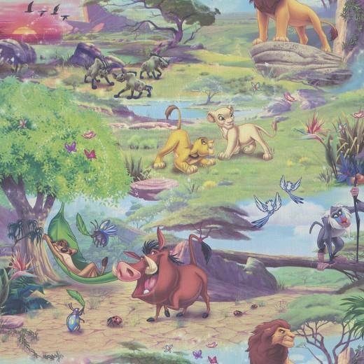 10227-01 Обои Артекс (Детские Истории) (1*9) 10,05x1,06 винил на флизелине
