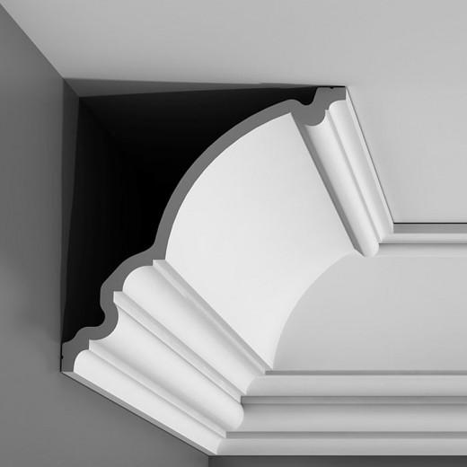Карниз Orac decor - Luxxus (26,6х27,1х200 см), Артикул  C336