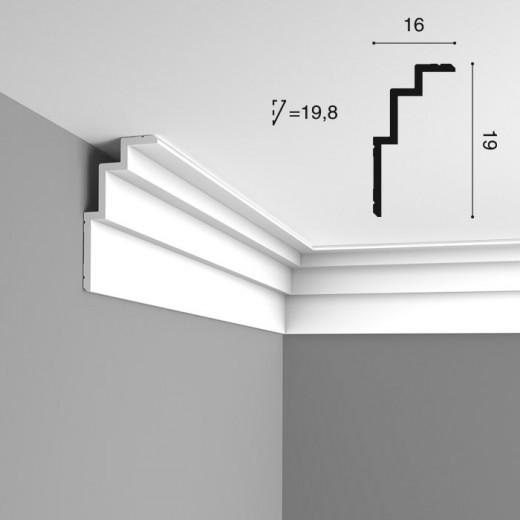 Карниз Orac decor - Modern (10х19х200 см), Артикул  C392