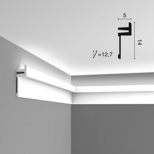Карниз Orac decor - Modern (5х14х200 см), Артикул  C382