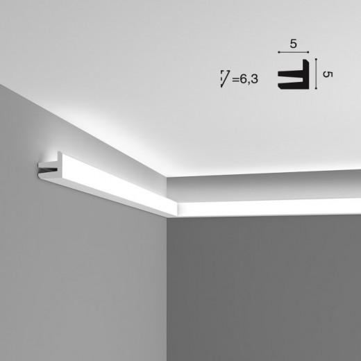 Карниз Orac decor - Modern (5х5х200 см), Артикул  C380