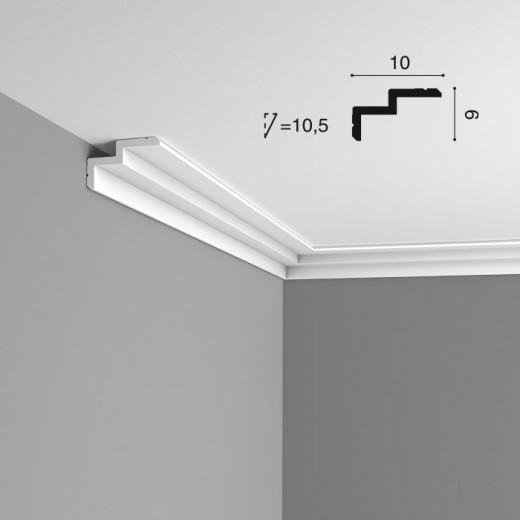 Карниз Orac decor - Modern (10х6х200 см), Артикул  C390