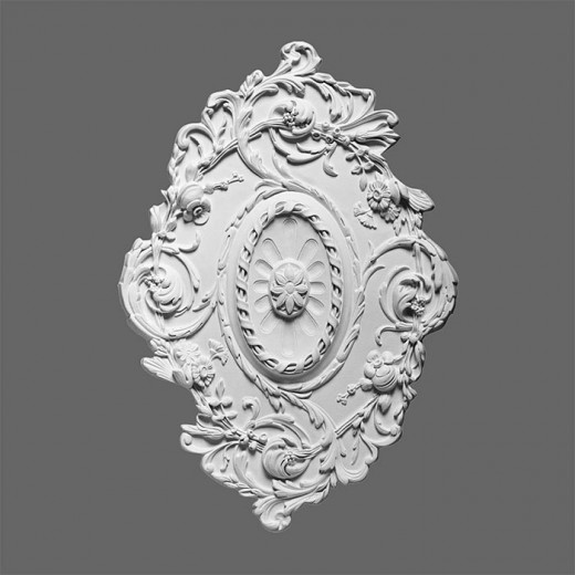 Розетка Orac decor - Luxxus, Диаметр 77,5x53 см, Артикул  R22