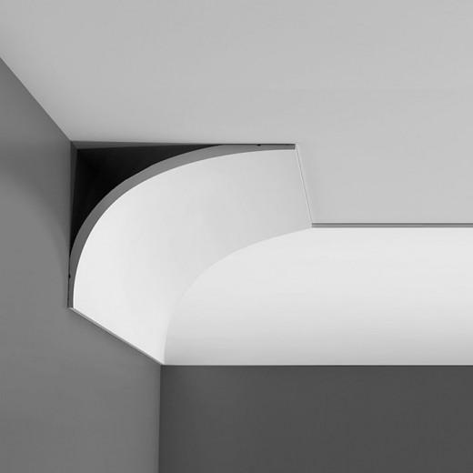 Карниз Orac decor - Luxxus (15,7х21,5х200 см), Артикул  C990