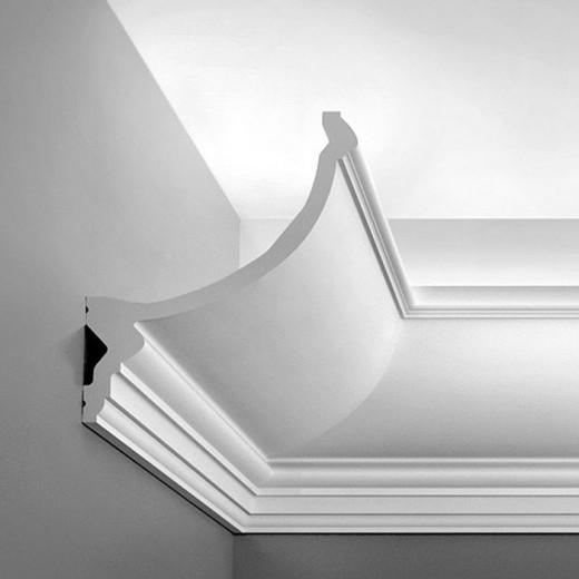 Карниз Orac decor - Luxxus (14,6х17х200 см), Артикул  C900