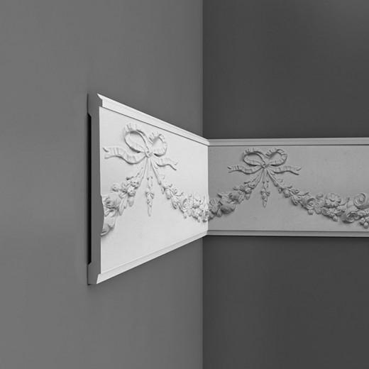 Молдинг Orac decor - Luxxus (2,9х21,8х200 см), Артикул  P7080