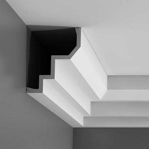 Карниз Orac decor - Luxxus (13х16,5х200 см), Артикул  C300