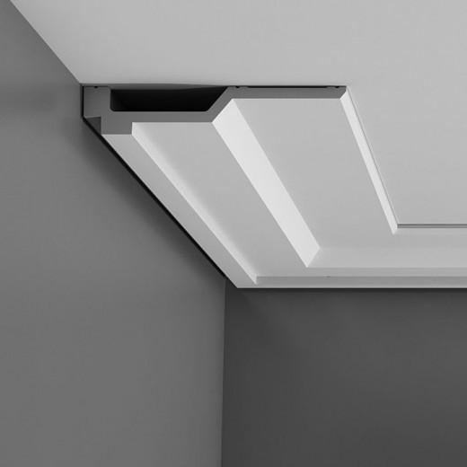 Карниз Orac decor - Luxxus (21,5х4х200 см), Артикул  C354