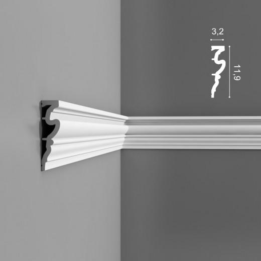 Дверной декор Orac decor - Axxent (3,2х11,9х230 см), Артикул  DX170-2300