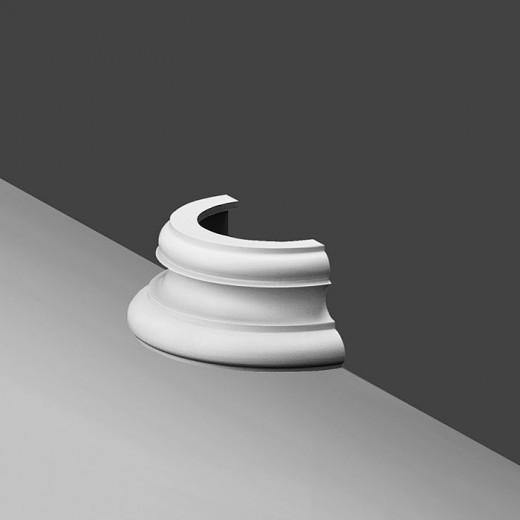 Полубаза Orac decor - Luxxus (32х12,5х16 см), Артикул  K1151