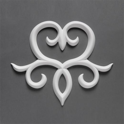 Декоративный элемент Orac decor - Ulf Moritz (1,5х35х42,2 см), Артикул  G71