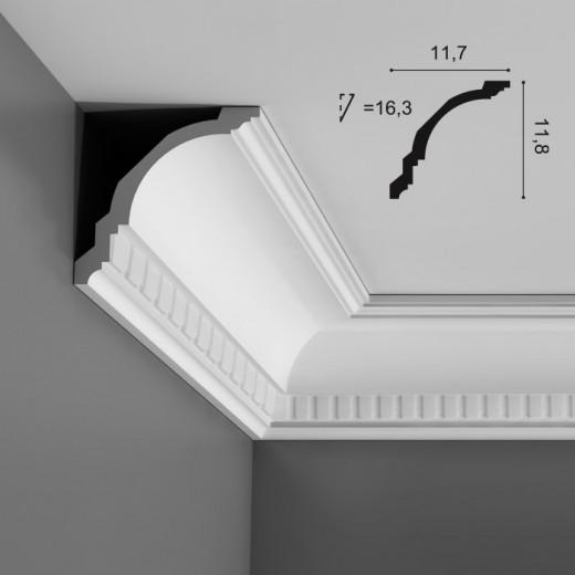 Карниз Orac decor - Axxent (11,7х11,8х200 см), Артикул  CX107