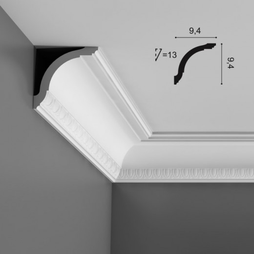 Карниз Orac decor - Axxent (9,4х9,4х200 см), Артикул  CX128