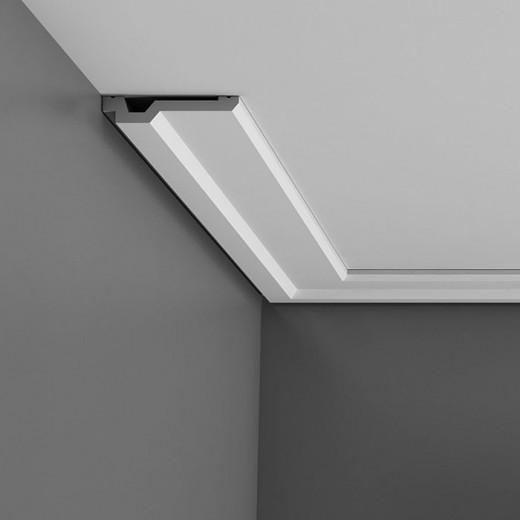 Карниз Orac decor - Luxxus (10х2х200 см), Артикул  C356