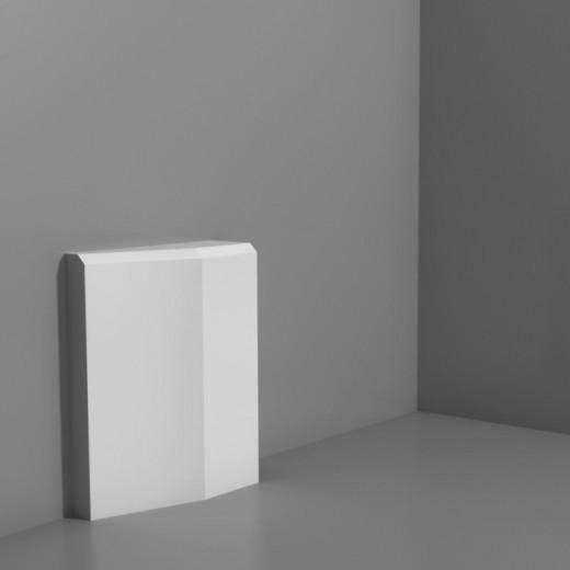 Дверной декор Orac decor - Luxxus (4,1х16х12,6 см), Артикул  D330LR