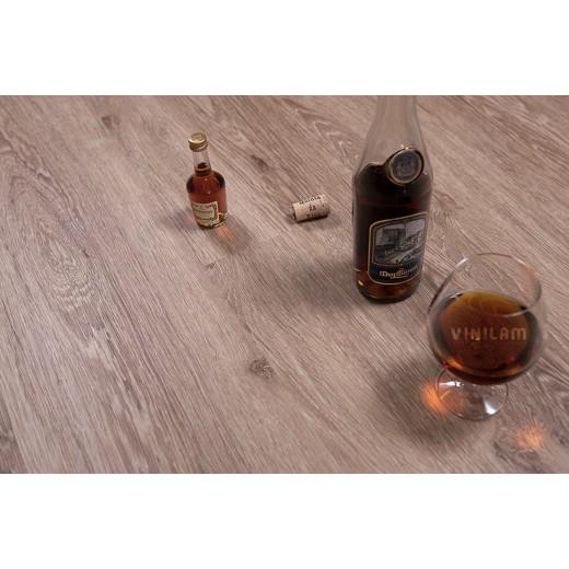 Виниловый ламинат Vinilam - Гибрид + Пробка Дуб Брюссель, Арт. 04-018