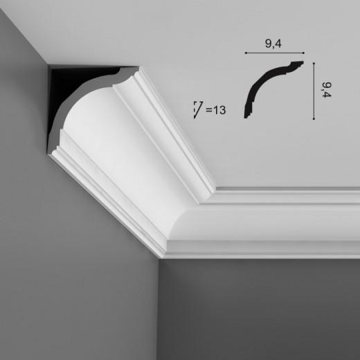 Карниз Orac decor - Axxent (9,4х9,4х200 см), Артикул  CX127