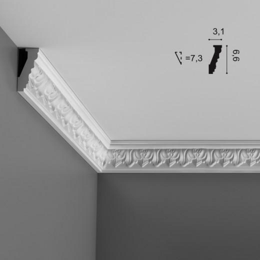 Карниз Orac decor - Luxxus (3,1х6,6х200 см), Артикул  C214