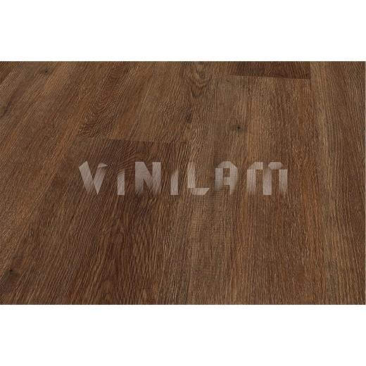 Виниловый ламинат Vinilam - Гибрид Дуб Парижский, Арт. 61518