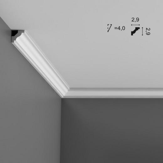 Карниз Orac decor - Luxxus (2,9х2,9х200 см), Артикул  C230