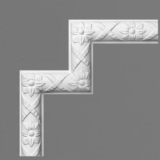 Угловой элемент Orac decor - Luxxus (2,5х19,5х19,5 см), Артикул  P201A
