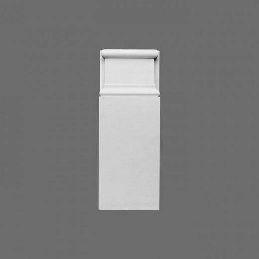 Дверной декор Orac decor - Luxxus (3,1х24,9х9,5 см), Артикул  D310