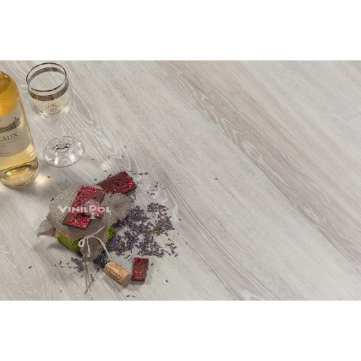 Виниловый ламинат Vinilpol - Клик Дуб Бордо, Арт. 2077
