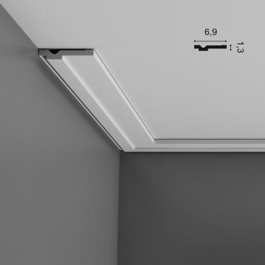 Карниз Orac decor - Axxent (6,9х1,3х200 см), Артикул  CX161