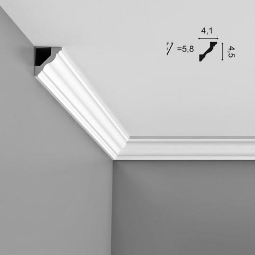 Карниз Orac decor - Axxent (4,1х4,5х200 см), Артикул  CX110