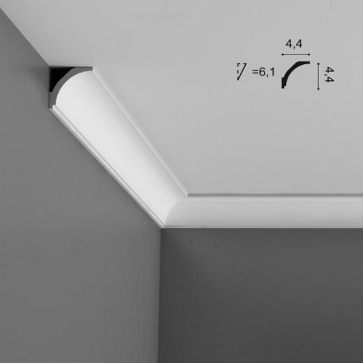 Карниз Orac decor - Axxent (4,4х4,4х200 см), Артикул  CX109
