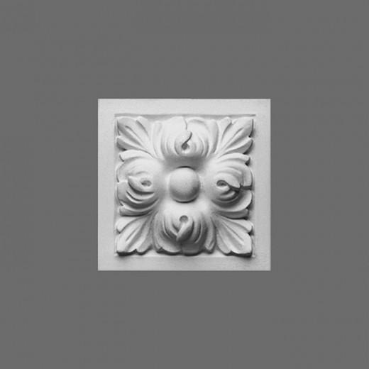 Дверной декор Orac decor - Luxxus (3,5х9,6х9,6 см), Артикул  D210