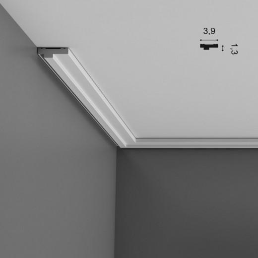 Карниз Orac decor - Axxent (3,9х1,3х200 см), Артикул  CX160