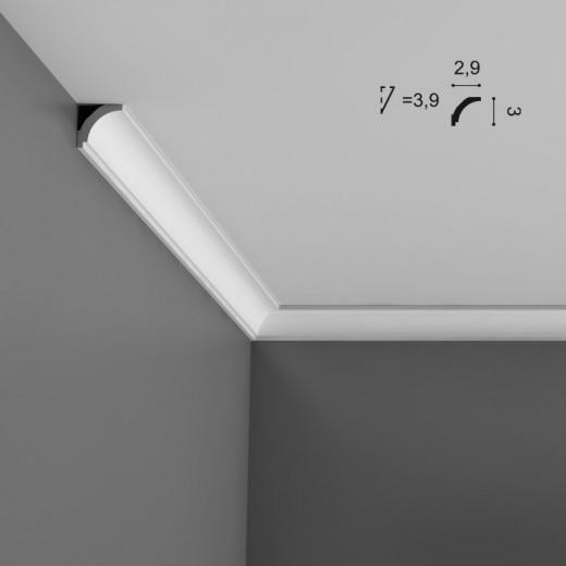 Карниз Orac decor - Axxent (2,9х3х200 см), Артикул  CX115