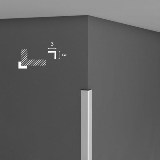 Карниз Orac decor - Axxent (3х3х200 см), Артикул  CX134