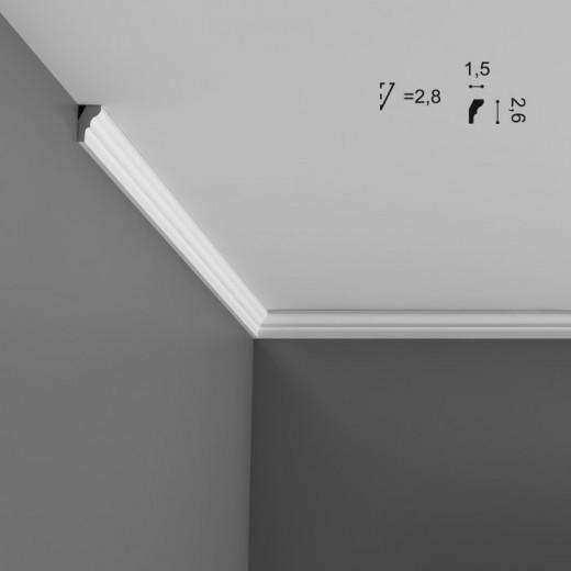 Карниз Orac decor - Axxent (1,5х2,6х200 см), Артикул  CX111