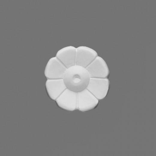 Угловой декор Orac decor - Luxxus, Диаметр 6,1 см, Артикул  P20