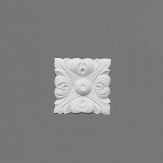 Угловой декор Orac decor - Luxxus (0,9х6,7х6,7 см), Артикул  P21