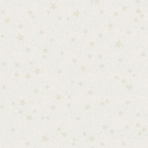 77308 Обои Marburg (Kunterbunt/Звезды) (1*12) 10,05х0,53 винил на бумаге