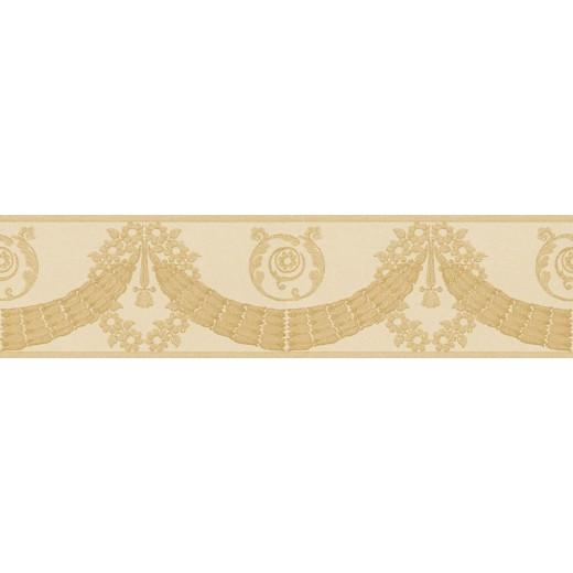 5283 Бордюр Zambaiti (Mini Classic II) (1*12) 10,00x0,13 винил на бумаге