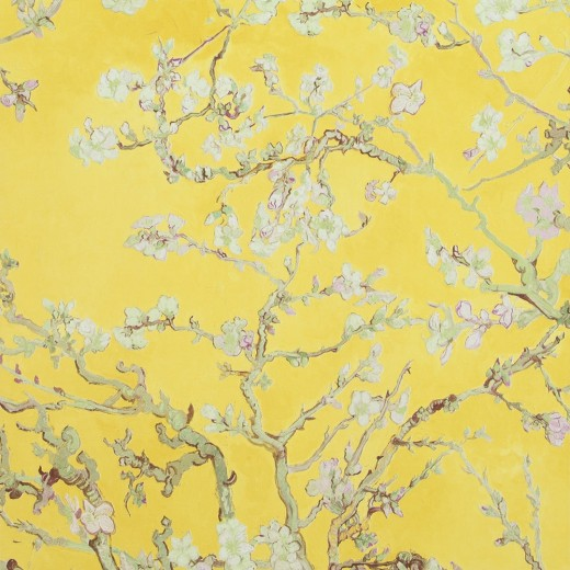 BN 17143 Обои BN (Van Gogh 2/Van Gogh) (1*12) 10,05х0,53 винил на флизе