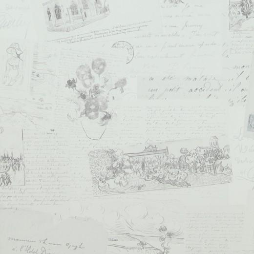 BN 17201 Обои BN (Van Gogh) (1*12) 10,05х0,53 винил на флизе